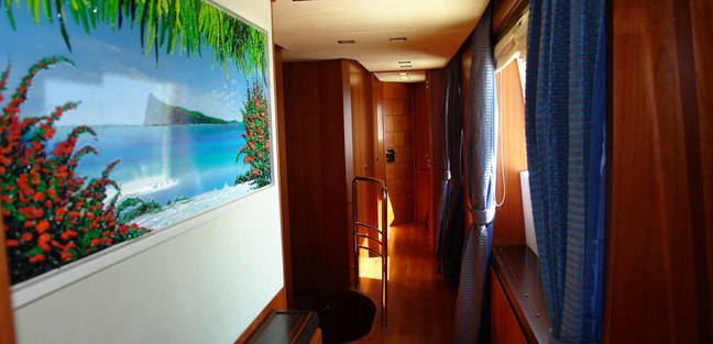 Squalo Charter Yacht - 5
