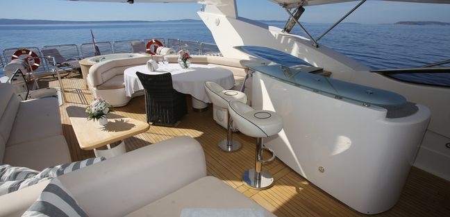 Baby I Charter Yacht - 5