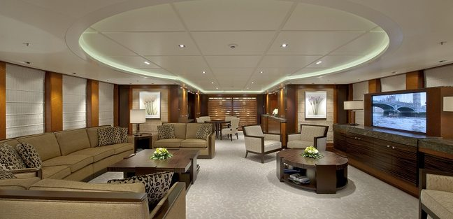 Huntress Charter Yacht - 6