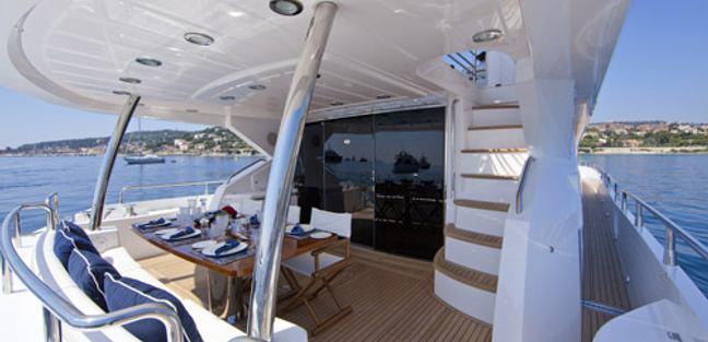 Jeel Charter Yacht - 5