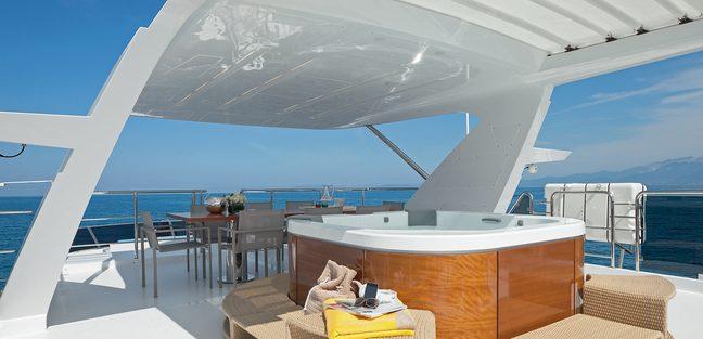 My Paradis Charter Yacht - 5