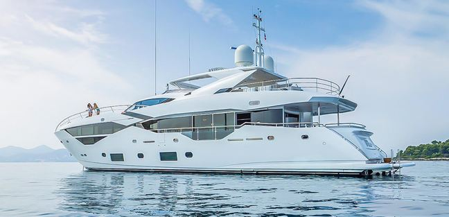 Mr. K Iriston Charter Yacht