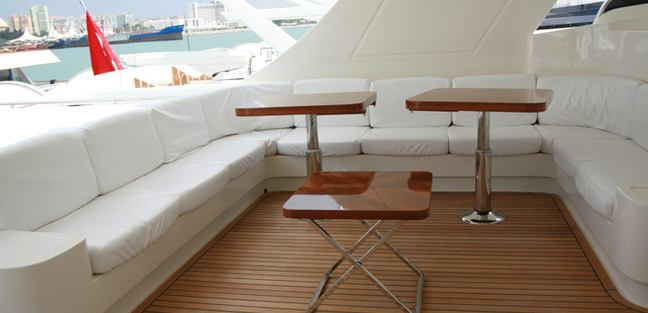 The Wish Charter Yacht - 3