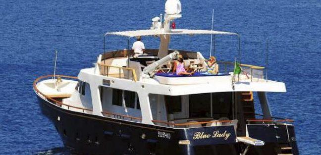 Blue Lady Charter Yacht - 2