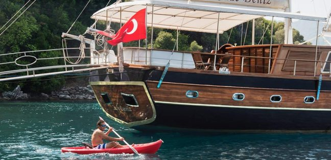 Sude Deniz Charter Yacht - 2