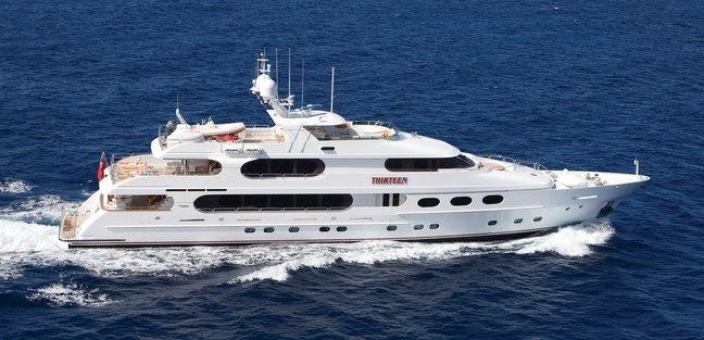 Crili Charter Yacht