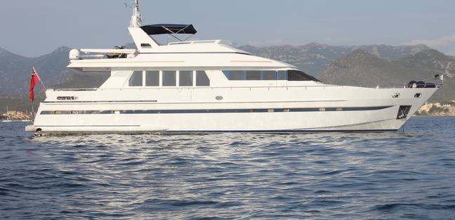 Happy Daze Charter Yacht - 2