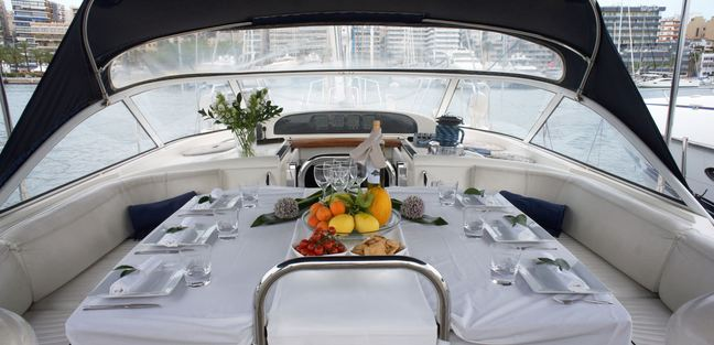Independence Of Herm Charter Yacht - 4