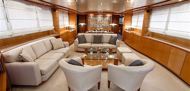 Sheran Charter Yacht - 6