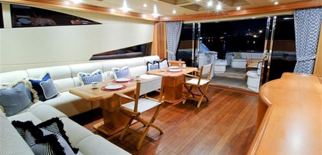 Carnivore Charter Yacht - 6