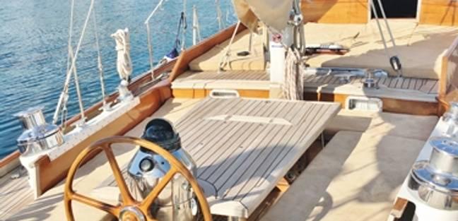 Cadama Charter Yacht - 4