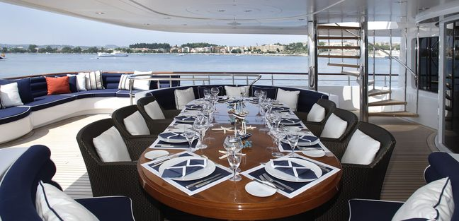 Rare Find Charter Yacht - 5