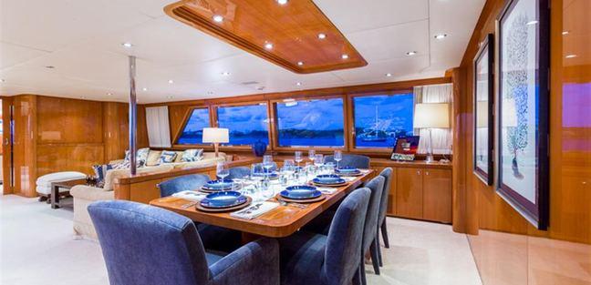 No Buoys Charter Yacht - 8