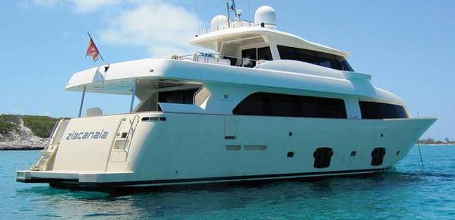 Ziacanaia Charter Yacht - 5
