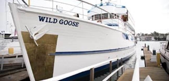 Wild Goose Charter Yacht - 3