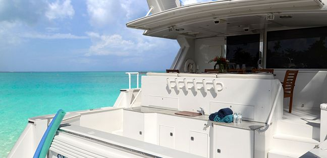 Suite Life Charter Yacht - 2