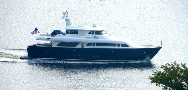 Myeerah Charter Yacht