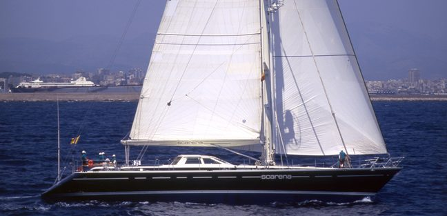 Scarena Charter Yacht
