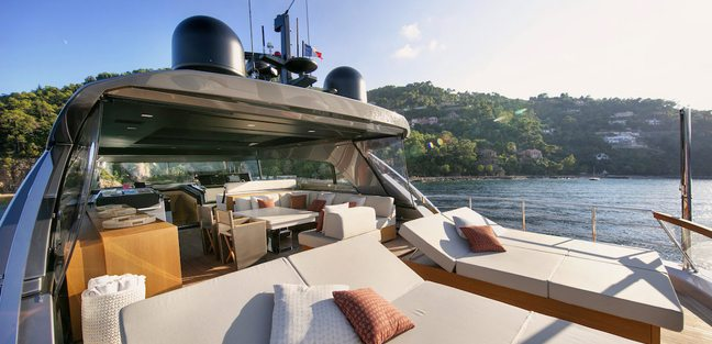 Pause of London Charter Yacht - 3