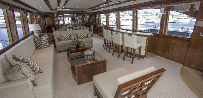 Carbon Copy Charter Yacht - 5