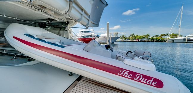 Gorgeous Gal Charter Yacht - 5