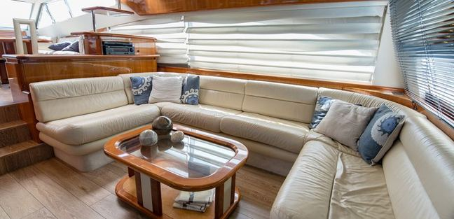 Ananas Charter Yacht - 5