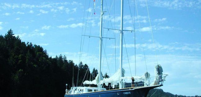 Carinae IX Charter Yacht