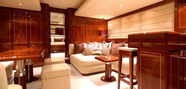 M Sixty Five Charter Yacht - 3