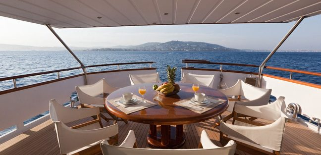Dune Charter Yacht - 5