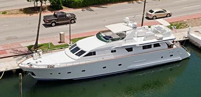Happy Day Charter Yacht