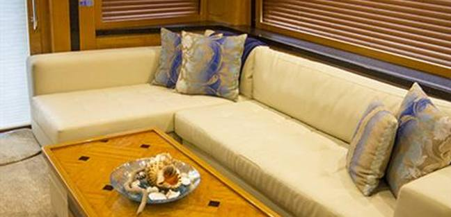 Silky Charter Yacht - 3