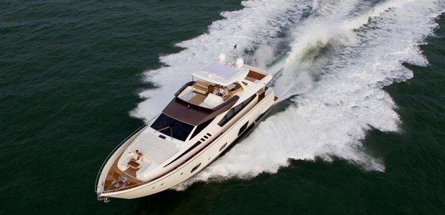 Tats Charter Yacht - 3
