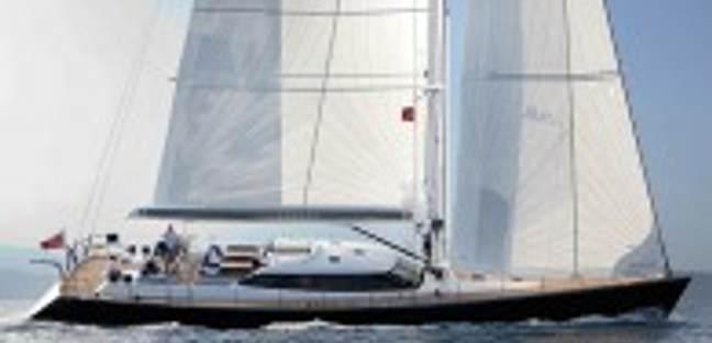 Alia 83 Charter Yacht