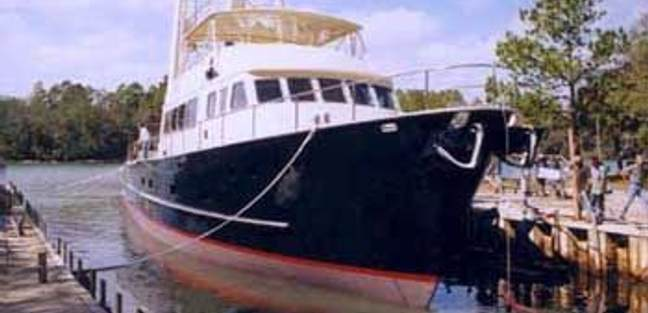 Neville Long Range Motor Yacht Charter Yacht - 4