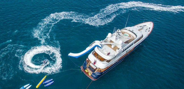 Bacchus Charter Yacht - 3