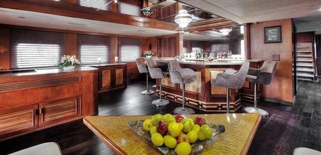 Aga 6 Charter Yacht - 8