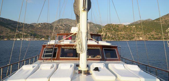 Ilknur Sultan Charter Yacht - 2