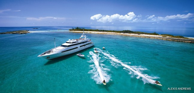 Bad Girl Charter Yacht