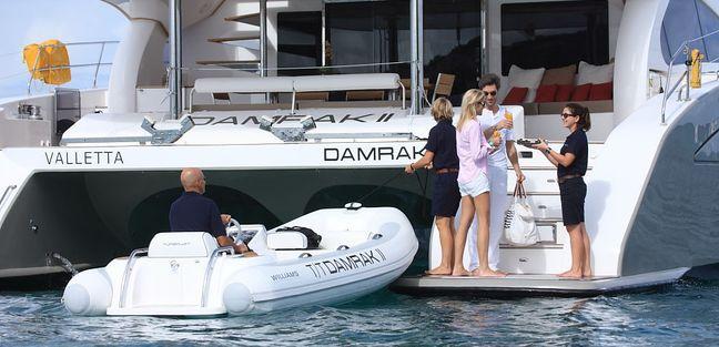 Damrak II Charter Yacht - 3