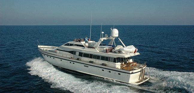 Bristol II Charter Yacht