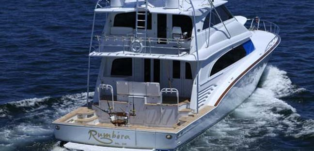 Rumbera Charter Yacht - 4