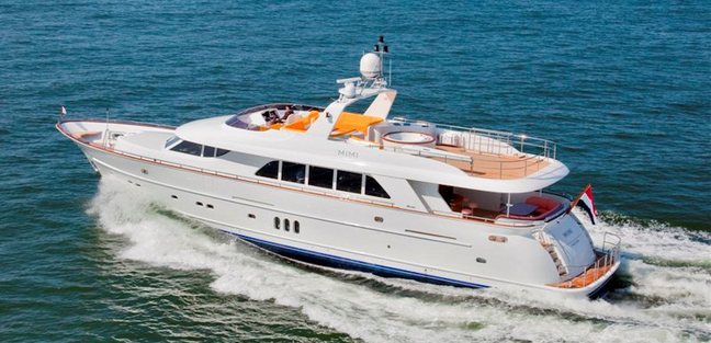 Mimi Charter Yacht - 5