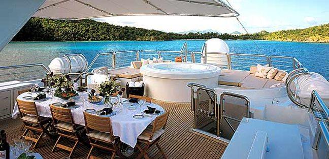 Lazy Z Charter Yacht - 2