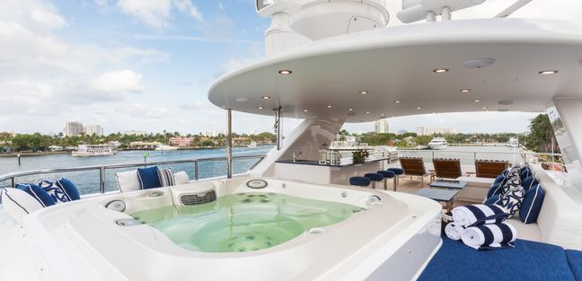 Tanzanite Charter Yacht - 2