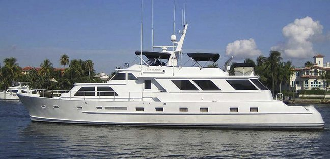 Miss Colombia Charter Yacht