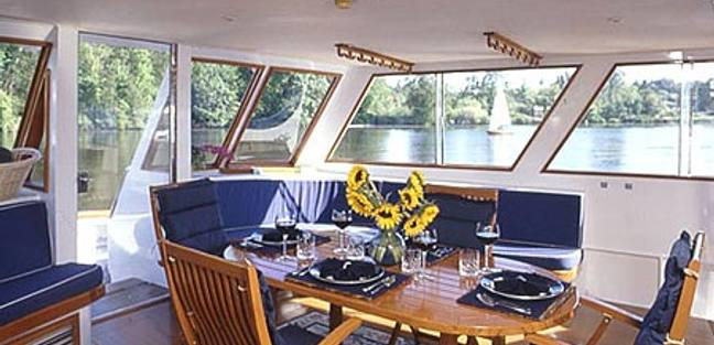 Katania Charter Yacht - 3