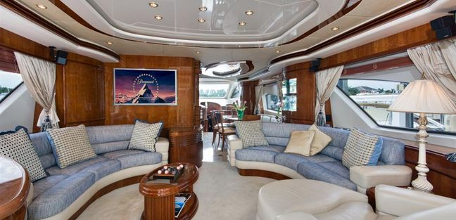 Antares Charter Yacht - 6