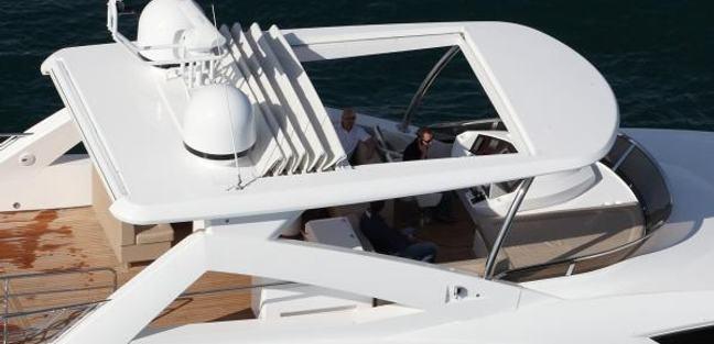 X Crystal X Charter Yacht - 2