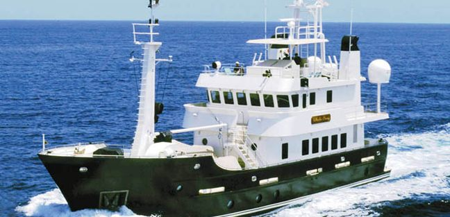 Whale Song Charter Yacht