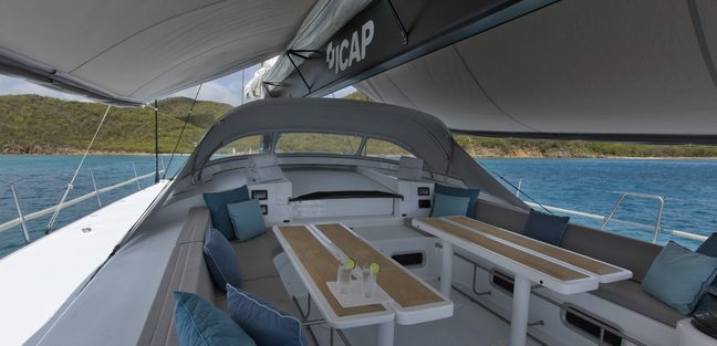 Leopard 3 Charter Yacht - 4